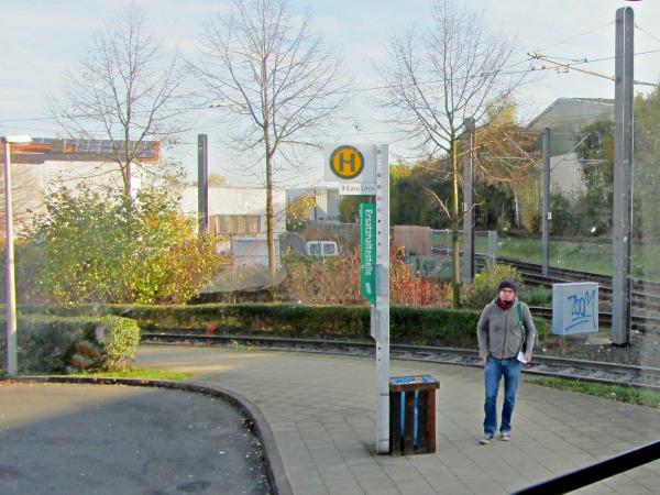 Kassel Papierfabrik Fernbus