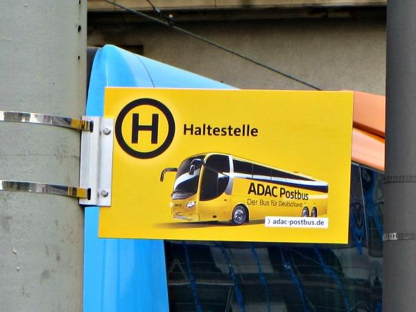 Postbus ADAC Fernbus Gutschein