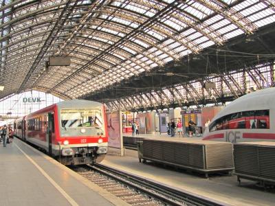 Bahn Sparen